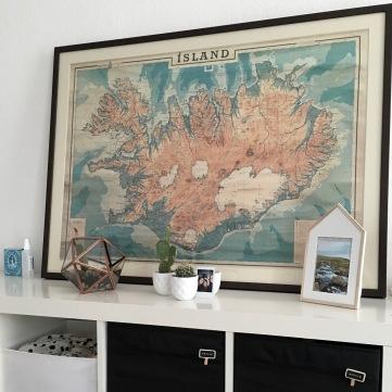 islandkarte