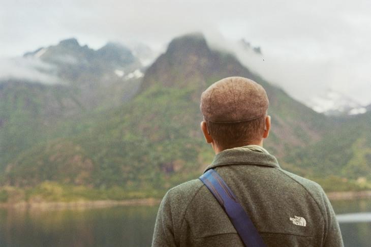 18 Martin und der Berg