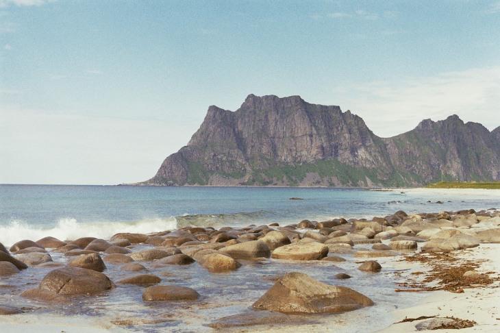 5 Strand und Wellen