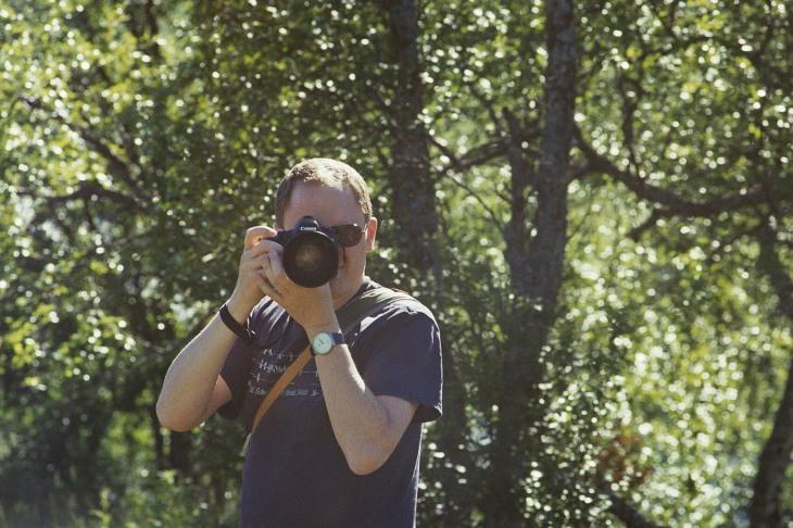 Martin und die Kamera