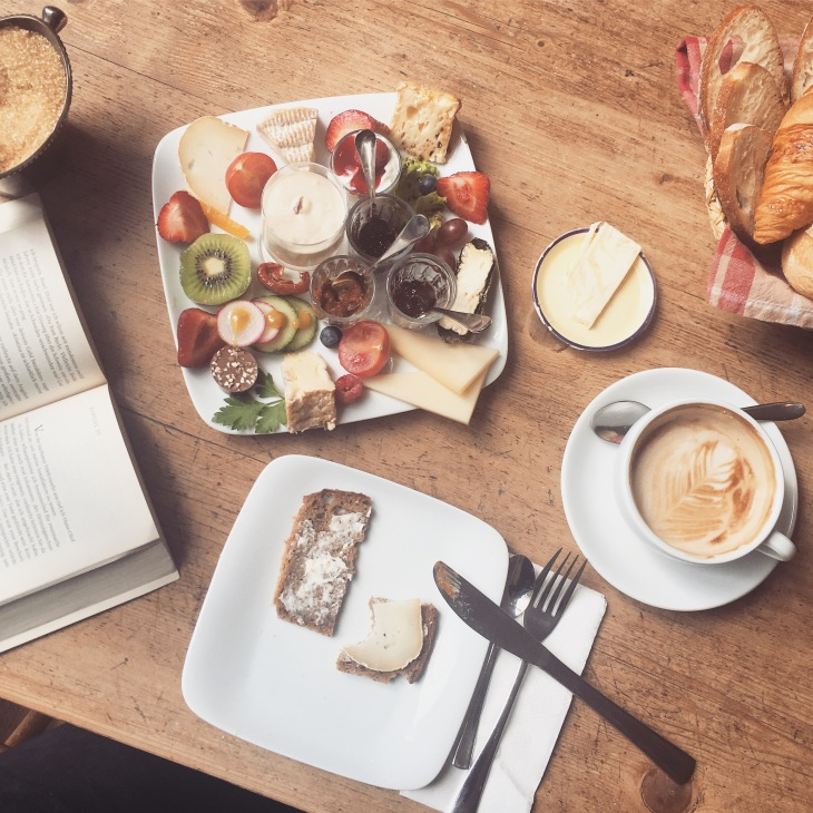 Traumfrühstück im Jaz