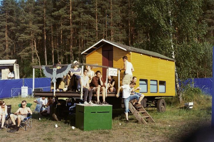 Kunz Bauwagen