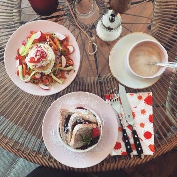 Klaras Frühstück
