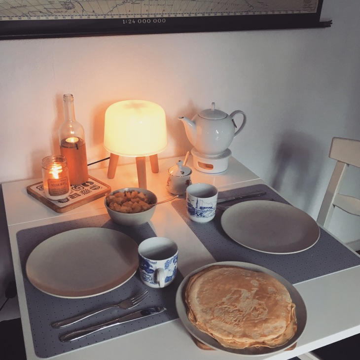 Pfannkuchensonntag